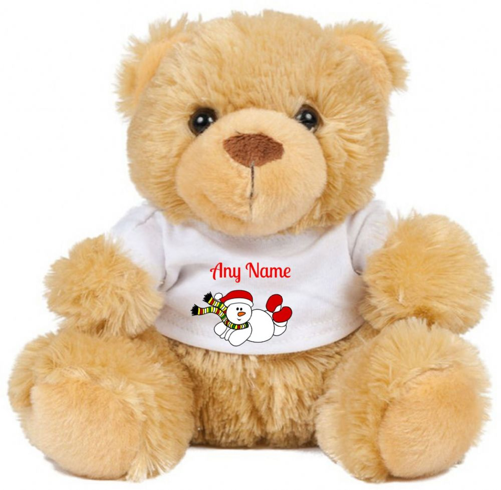 Christmas Teddy Bear 3